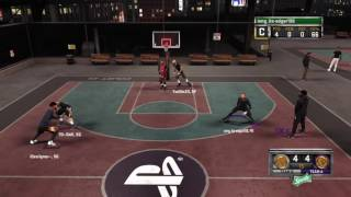 "Nba 2k15 ""Stage"" - sumlight on the 3.5"