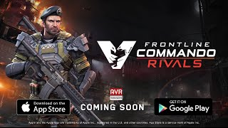 Frontline Commando Rivals il gioco per iOS e Android - AVRMagazine.com