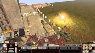 getlinkyoutube.com-Men of War Zombie Attack 3: Operation Resurrection
