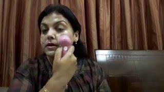 getlinkyoutube.com-5 in 1 Beauty Care Facial Massager (Mini Hom Facial Kit)