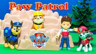 PAW PATROL Nickelodeon Paw Patrol Funny Compilation of Toys Video Parody