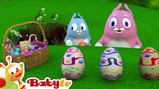 getlinkyoutube.com-The Easter Bunny | BabyTV
