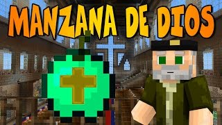 getlinkyoutube.com-MANZANA DE DIOS!! | POWER APPLES MOD | Minecraft Mod Review