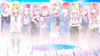💐 Painful World ~ for twenty