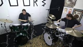getlinkyoutube.com-Tama Starclassic vs Yamaha Oak