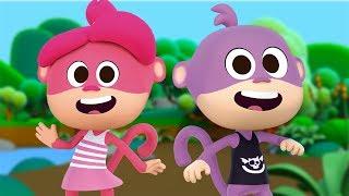 getlinkyoutube.com-Los Monos y las Monas - Canciones Infantiles del Zoo 2