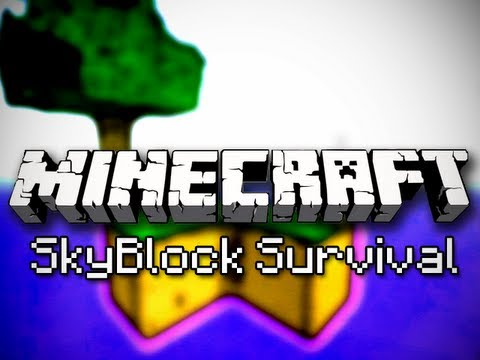 Minecraft: SkyBlock Survival Ep. 5 - The Fall