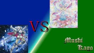 getlinkyoutube.com-遊戯王 幻奏 VSジェムナイト Mushi Kago