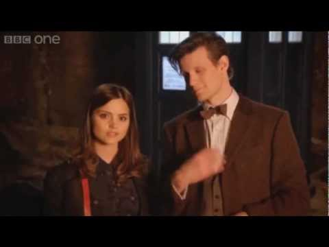 Introducing The Rings of Akhaten - Doctor Who - Series 7 2013 - BBC One