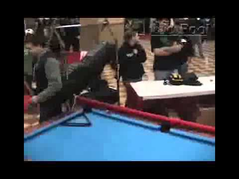 Venom Trickshots II- Episode İ: Sexy Pool Trick Shots in Germany (HD)