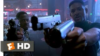 Freeze Mother Bitches! - Bad Boys (3/8) Movie CLIP (1995) HD width=