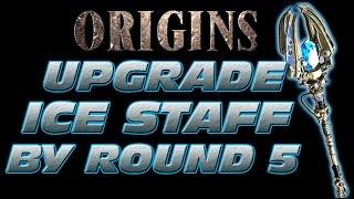 getlinkyoutube.com-Subscriber Challenge - Upgrade ICE Staff by Round 5 SOLO ORIGINS Zombies Black Ops 2