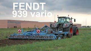 getlinkyoutube.com-Minimum tillage: FENDT 939vario + Lemken 6 meters