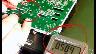 getlinkyoutube.com-Easy way How to test Capacitors, Diodes, Rectifiers on Powersupply using Multimeter