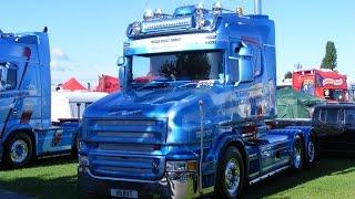 getlinkyoutube.com-Truckfest Original Newark 2014. Photographs... Slideshow. Scania V8. Volvo. Man. Lizard Lick