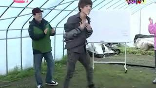 "getlinkyoutube.com-[IY] Lee Joon (MBLAQ) ""OH YEAH"" Dance Battle Vs. Jung Joon Ha"