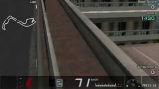 getlinkyoutube.com-[検証]PSP版グランツーリスモでも「壁抜け」はできるのか?