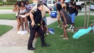 getlinkyoutube.com-Witnesses relive 'out of control' Texas pool party