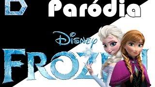 getlinkyoutube.com-Frozen - Você Quer Cagar na neve?  PARÓDIA 