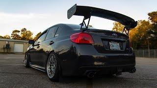 getlinkyoutube.com-2015 Subaru WRX ETS Extreme Catback Exhaust and Air Intake Revs and Pulls