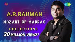 TOP 50 Songs of A.R. Rahman | Alaipayuthey | Rhythm | Star | One Stop Jukebox | Tamil | HD Songs