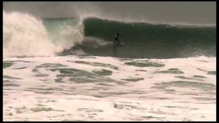 Surfing in Alaska is really cold