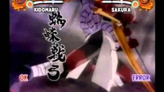 getlinkyoutube.com-Naruto Ultimate Ninja 4 - All Ougis On Sakura - 3/4