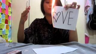 getlinkyoutube.com-Reverse Video ( My Monthsary Greeting for my BF!)