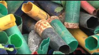 getlinkyoutube.com-How to recycle shotgun cartridges