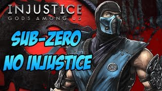 Sub Zero no Injustice???