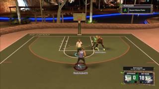 NBA 2K17 10K STAGE COURT BACK !!