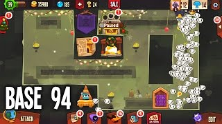 getlinkyoutube.com-Base 94 (STRONG) | Top Dungeon Formations #12 | King of Thieves