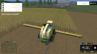 getlinkyoutube.com-Farming Simulator 2015 - Mods in Action(Thema: Silage herstellen)