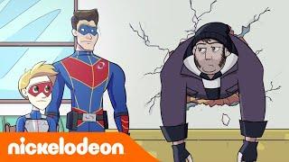 getlinkyoutube.com-Henry Danger Motion Comic #4 | Il ritorno di Jeff | Nickelodeon