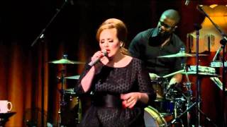 getlinkyoutube.com-Adele - Lovesong (The Cure cover) Itunes Festival 2011 HD