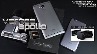 getlinkyoutube.com-Vernee Apollo (In-Depth Review) 2.5K Display, 21MP Sony IMX230, Helio X25