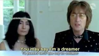 getlinkyoutube.com-John Lennon    Imagine  subtitulada al espaol y al ingles