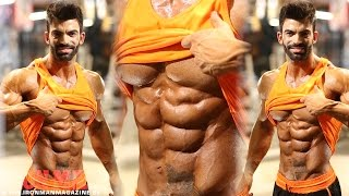 Sergi Constance sick abs motivation