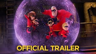 Incredibles 2 Trailer 2018