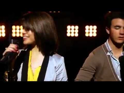 Jonas Brothers, Demi Lovato, Miley Cyrus, Selena Gomez - Send It On