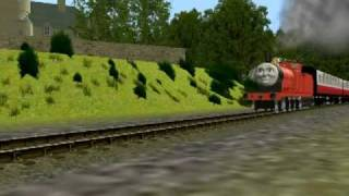 getlinkyoutube.com-Thomas Trainz Music Video - Busy V2
