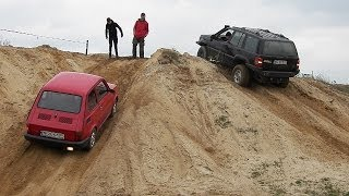 getlinkyoutube.com-Maluch vs Jeep