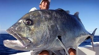 getlinkyoutube.com-GT POPPING WORLD's BIGGEST GT's - YouFishTV Part 2