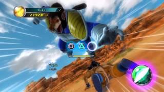 getlinkyoutube.com-Dragon Ball Z Ultimate Tenkaichi - Goku Vs Oozaru Vegeta