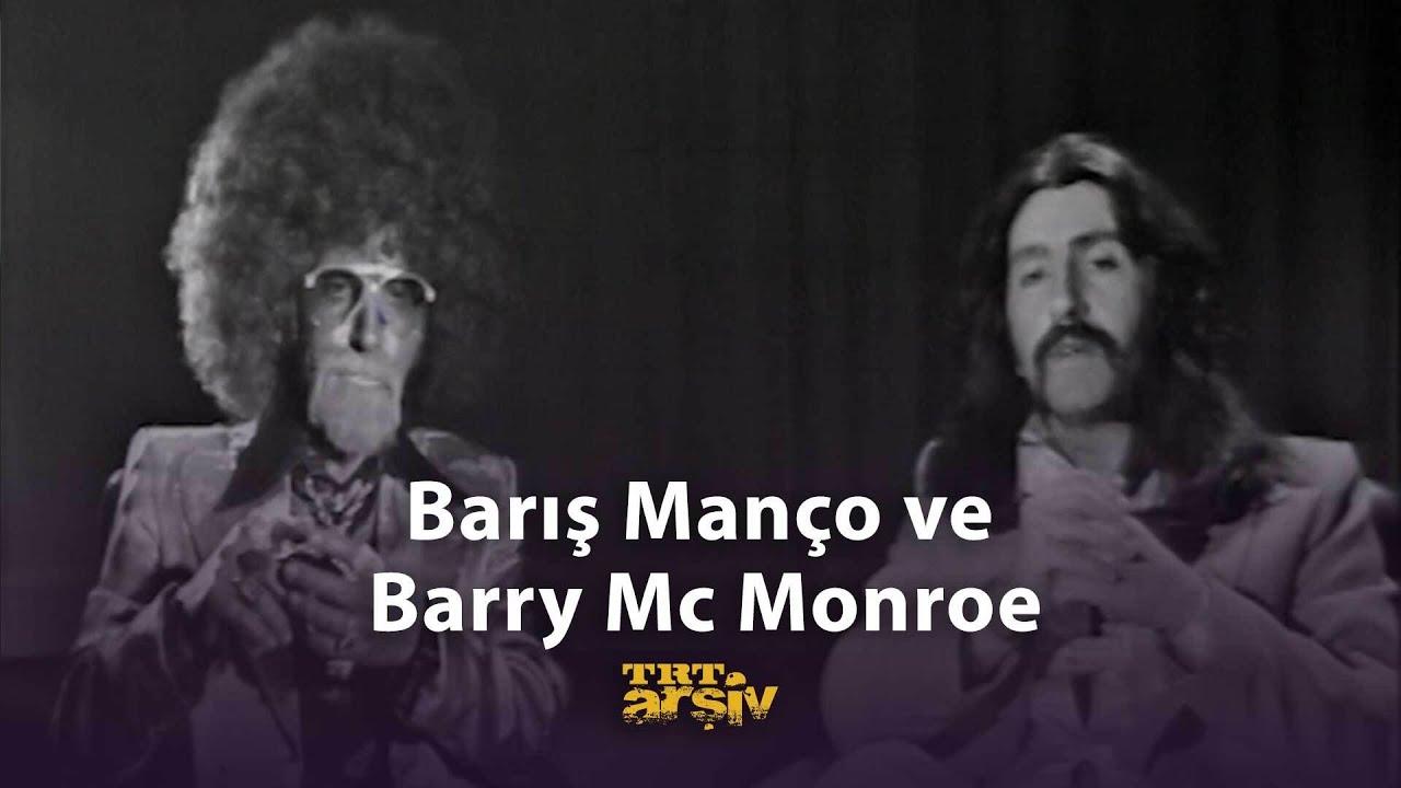 Barış Manço ve Barry Mc Monroe kapak fotografi