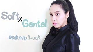 getlinkyoutube.com-HOW-TO แต่งหน้าลุคสุภาพ (สาวผมสีงานนี้มีจิกวิก) Soft & Gentle Makeup Look   Ploiawait