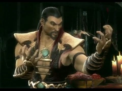 Mortal Kombat: Shang Tsung Gameplay Trailer
