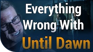getlinkyoutube.com-Game Sins | Everything Wrong With Until Dawn In A Whole Bunch Of Minutes