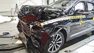 getlinkyoutube.com-2016 Audi Q7 Crash Test