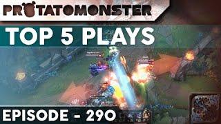 Top 5 Plays Week 290